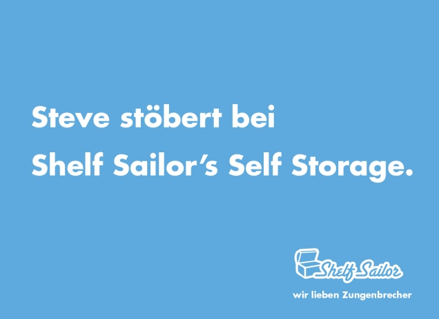 shelf sailor zungenbrecher